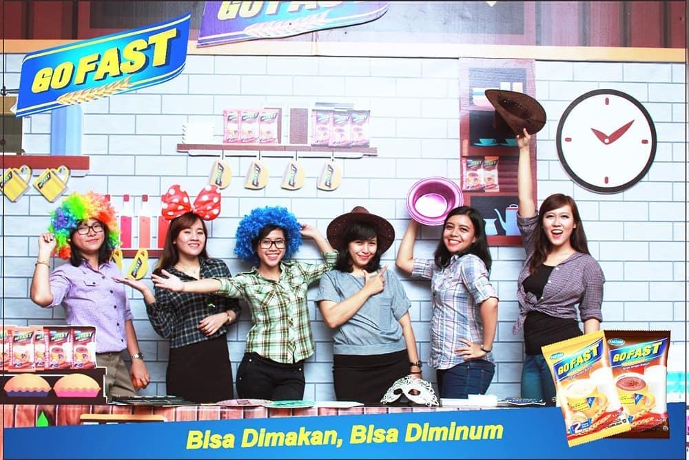 Jual Frame Photobooth Murah Lebak