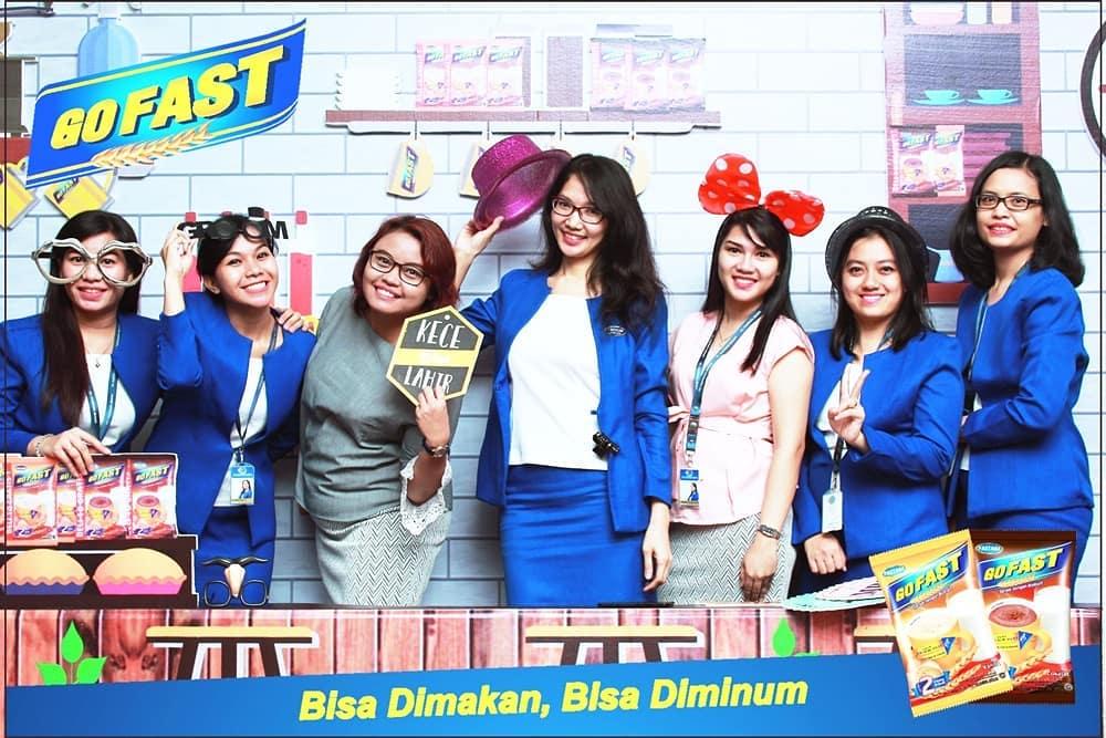 Photo Booth Di Mall Tarogong Kidul