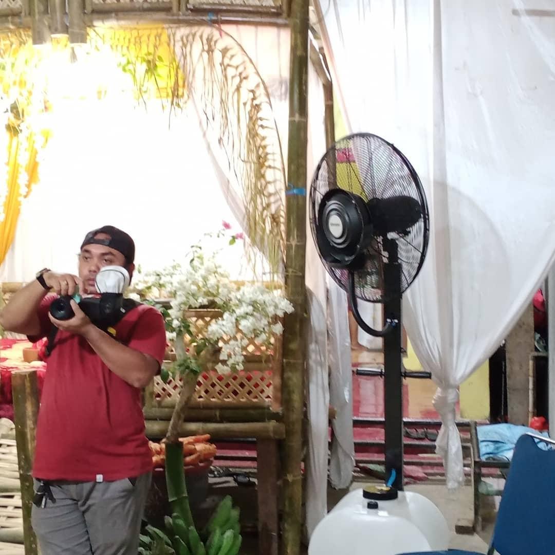 Tentrem Rent 085225887824 Sewa Misty Fan Surakarta
